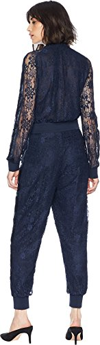 Juicy Couture Women's Kendall Lace Jumpsuit Regal Medium by Juicy Couture (Image #2)