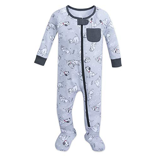 Disney 101 Dalmatians Stretchie Sleeper for Baby Size 12-18 MO Multi