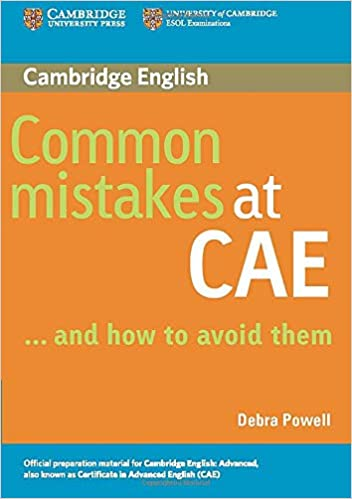 Common Mistakes at CAE… and How to Avoid Them.: Amazon.es: Powell ...