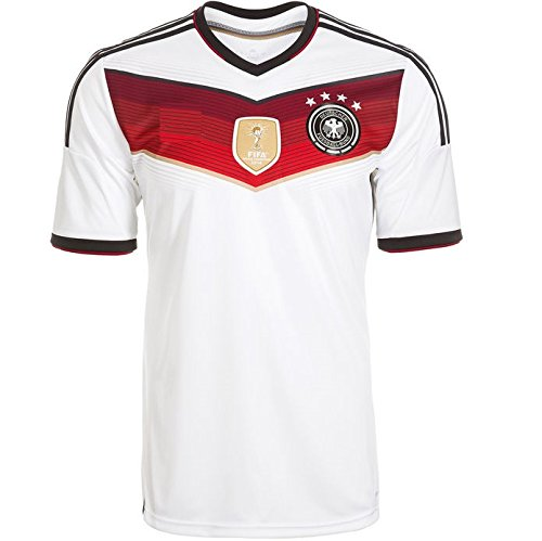 Germany World Cup Home Kids Soccer Jersey All Youth Sizes Ages (10-9 years old)