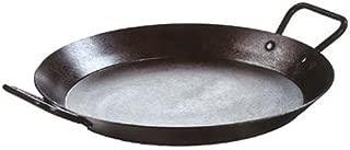 product image for Lodge Carbon Steel Skillet, Pre-Seasoned, 15-inch,Black