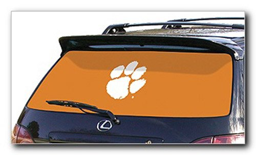 Clemson Tigers NCAA Truck SUV Window Banner Film Graphic decal