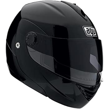AGV Miglia II Modular Black Motorcycle Helmet XS AGV SPA - ITALY 089154B0002004