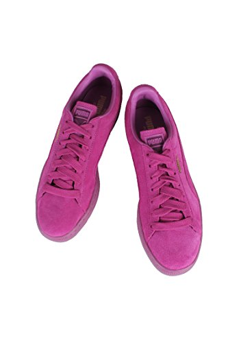 Sneakers Mono Iced Team Mono Fashion Meadow Mauve Mens Gold PUMA Iced Classic Suede CIwaYPtq