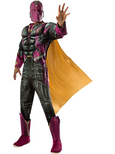 Adult Deluxe Vision Avengers 2 -