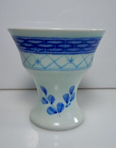 - Royal Copenhagen Tranquebar Blue Egg Cup 2 3/8
