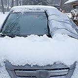 Premium Winter Windshield Wiper Blade Cover for Snow Ice Car Protector Visor Sun