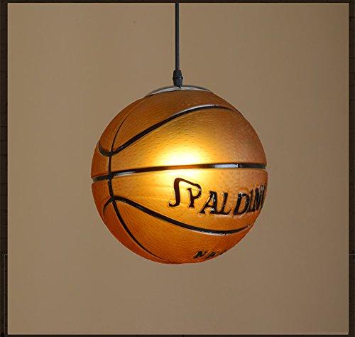 Basketball Pendant Light