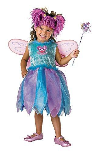 Deluxe Abby Cadabby Costume - Baby 12-18 -