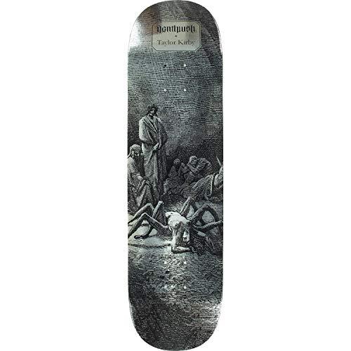 Inferno Skateboard Deck - Deathwish Kirby Inferno Skateboard Deck -8.12 - Assembled AS Complete Skateboard