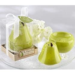 The Perfect Pair Ceramic Salt & Pepper Shaker (pack of 50)