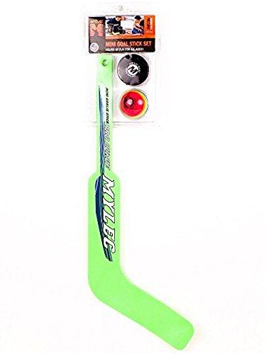 Mylec Mini Knee Hockey Goal Stick Set -