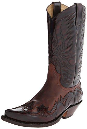 Sendra Men's Duke Western Boot - Fuchsia - 6.5 D(M) US