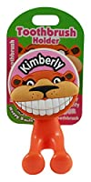 "John Hinde My Name ""Kimberly"" Toothbrush Holders"