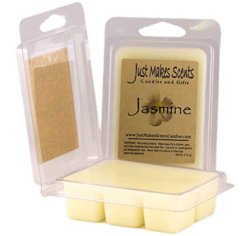 Just Makes Scents 2 Pack - Jasmine Scented Soy Wax Melts