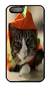 Brian For SamSung Galaxy S4 Mini Phone Case Cover - Fashion Style Cat With Hoodie Black PC Hard For SamSung Galaxy S4 Mini Phone Case Cover Kimberly Kurzendoerfer