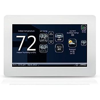 Lennox 12U67 iComfort S30 Ultra Smart Programmable ... on