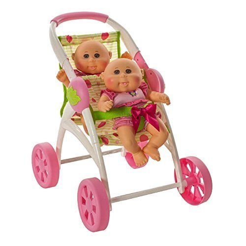 Cabbage Patch Kid Double Stroller - 1