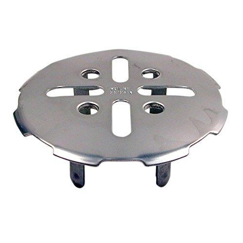 Steel Toilet Stainless Sink (Danco 89080 Snap-In Drain Strainer in Stainless Steel, 2