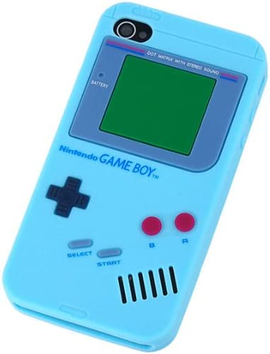 Gameboy 4 iphone case