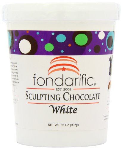 Chocolate White, 2 Pound (Modeling Chocolate)