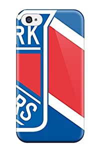Larry B. Hornback's Shop new york rangers hockey nhl (15) NHL Sports & Colleges fashionable iPhone 4/4s cases