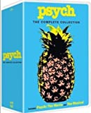 [New DVD] Рsych: The Complete Collection 1~31 Disk Boxed Set