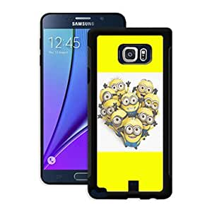 Personalized Samsung Galaxy Note 5 Fundas for Woman Durable Fundas Galaxy Note 5 Phone Case, Caso Logo