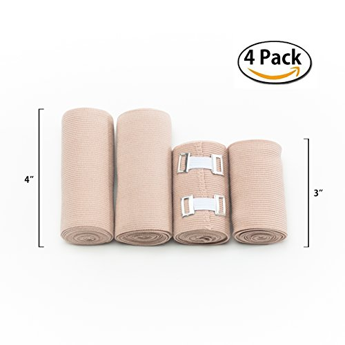 Elastic Bandage Wrap Compression Roll product image