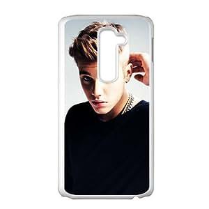 DAHAOC Justin bieber Phone Case for LG G2
