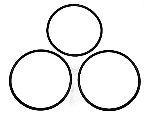 - Captain O-Ring - Pentek 151121 / Culligan OR-38 Replacement Water Filter Housing ORing Gasket Seal by Captain O-Ring (3 Pack)