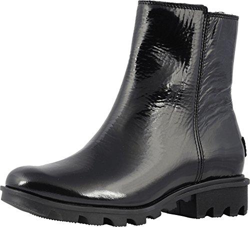 - Sorel - Women's Phoenix Zip Non Shell Boot, Size: 10 B(M) US, Color: Black