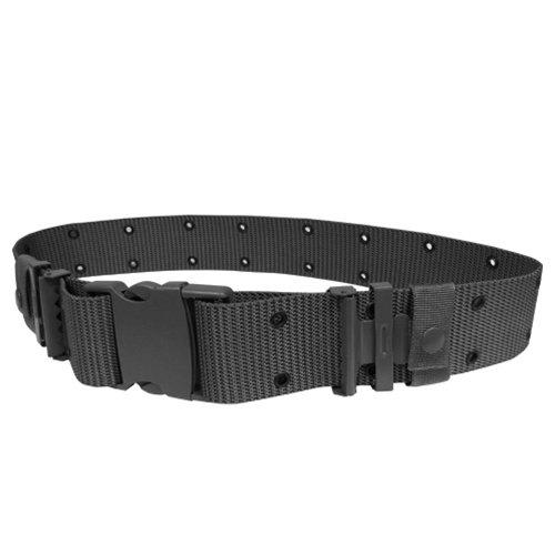 AMA Combat Utility Belt w/ Adjustable Straps - BLACK