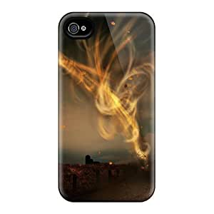 Premium Iphone 4/4s Case - Protective Skin - High Quality For Natures Magic