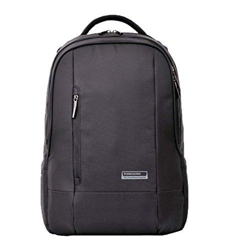 Kingsons Best In Class Elite Series 15.6Laptop Backpack in Black