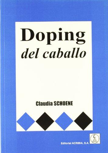 Descargar Libro Doping Del Caballo Claudia Schoene