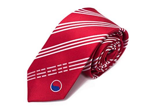 South Korea Skinny Tie (2.5