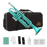 Eastrock Standard Bb Trumpet Brass Set for