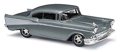 Bel Air Coupe Gray - Assembled 1/87 ()