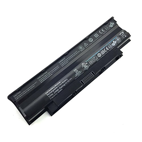 CUEPY 11.1V 48Wh New Laptop Battery For Dell Inspiron N3010 N4010 N4110 M5040 M5030 M5010 N5010 N5110 N5030 N5050 N7010 N7110 13r 117r P/N: 3550 3450 3750 J1KND 312-0234 - 15 Months Warranty