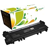 Green Toner Supply (TM) Compatible Dell PVTHG, 593-BBKD, [High Yield 2600 Pages] E310dw, E514dw, E515dw, E515dn Black LaserJet Toner Cartridge