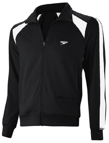 Amazon Com Speedo Varsity Jacket Female Adult Swimming Equipment