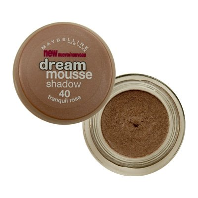 - Maybelline Dream Mousse Shadow - #40 Tranquil Rose