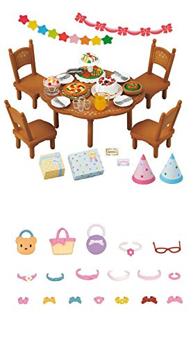 - 2 Sets - Stylish Accessory and Home Party Sets - Two Sets Sold Together (Japan Import)