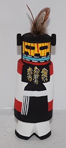 Grace Pooley Collectible Route 66 Hopi Corn Maiden Kachina