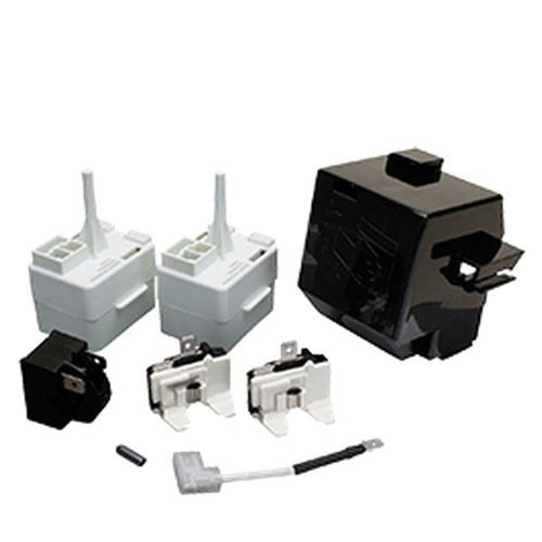 Supco OLK1786 Compressor Relay Start Kit Replaces Whirlpool 8201786, 1177466, 2188829, 2188830 by Supco