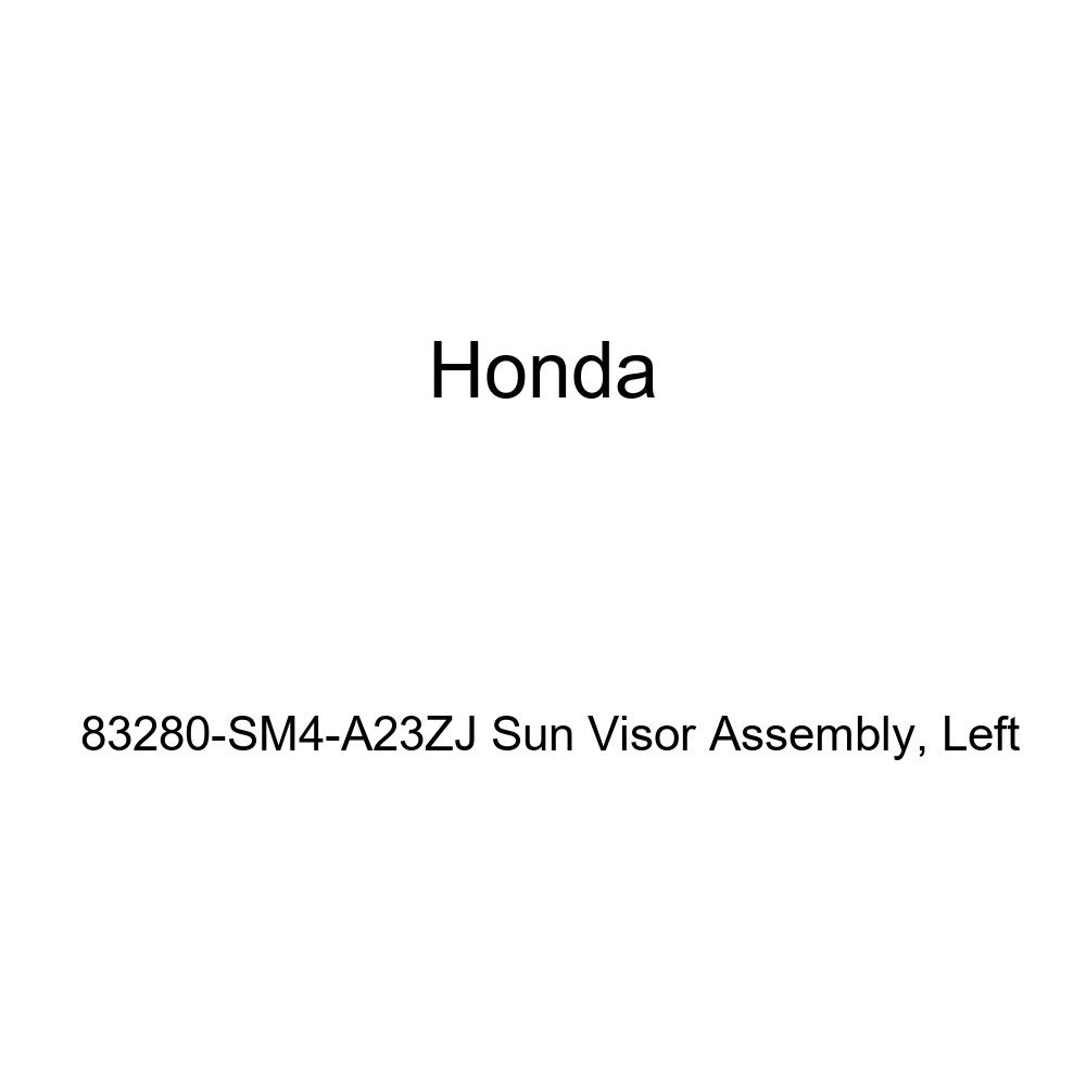 Left Honda Genuine 83280-SM4-A23ZJ Sun Visor Assembly