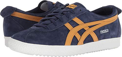 Onitsuka Tiger by Asics Mexico Delegation Synthetik Turnschuhe Peacoat/Sandstorm