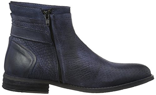 Fact Stiefel Blau Dark Cab Yellow Kurzschaft M Herren Blue XxwpPPYE