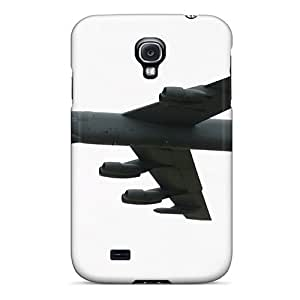 Hot Tpu Cover Case For Galaxy/ S4 Case Cover Skin - Heavy Plane